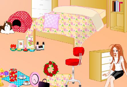 barbie bedroom desing